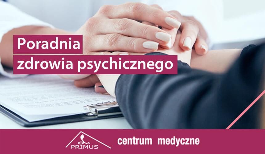 Poradnia Zdrowia Psychicznego wznowiła działalność!