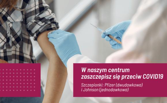 Szczepionki dwudawkowe Pfizer ijednodawkowe Johnson