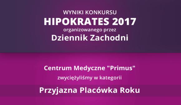 Wyniki konkursu HIPOKRATES 2017